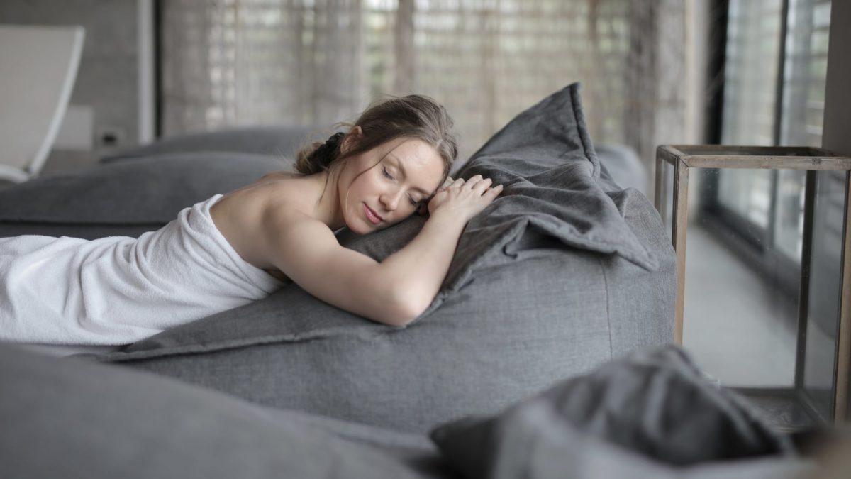 How Sleep Improves your Skin