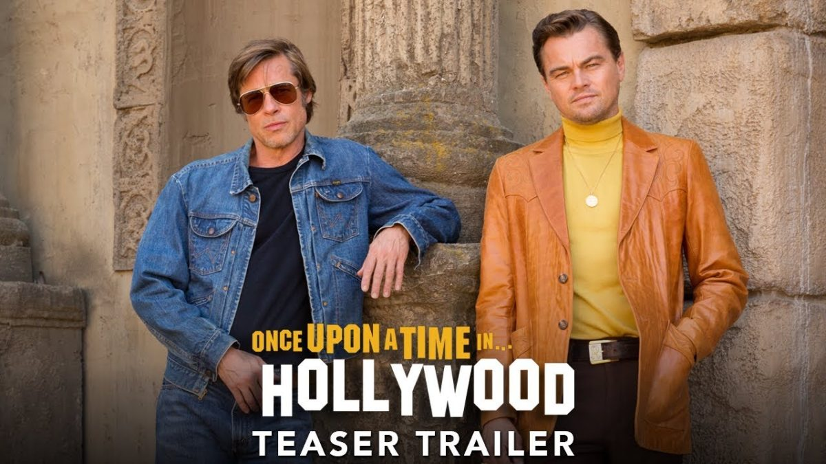 Watch Once Upon a Time in Hollywood 123Movies