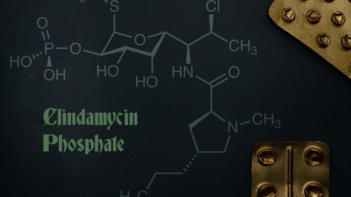 Clindamycin Phosphate Topical 1% Lotion
