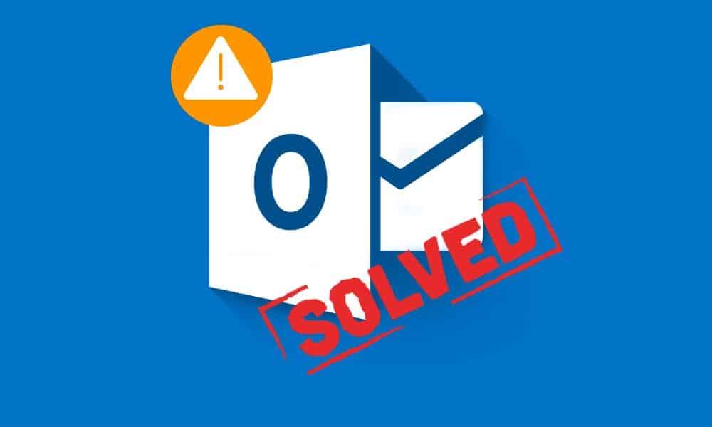Outlook Email Error LabelBazaars