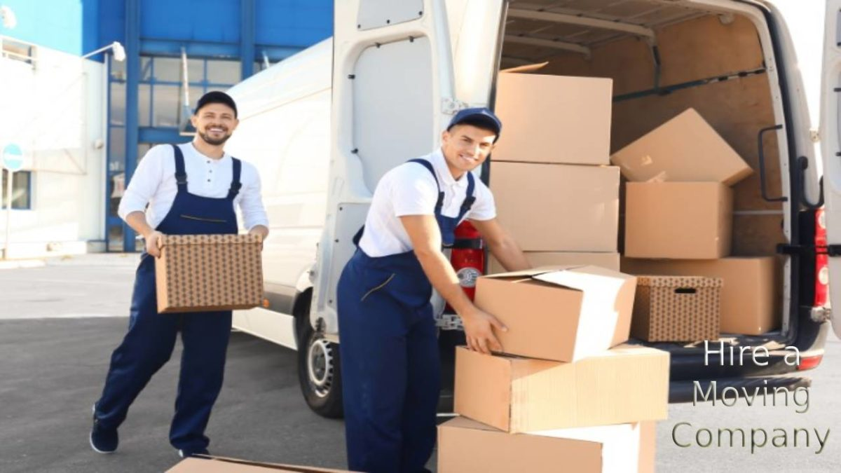 Is it Really Important to Hire a Moving Company for My Next Move?