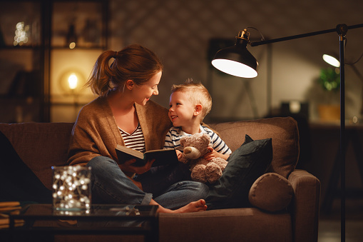 Why You Should Read With Your Children Every Night