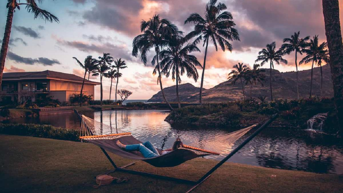 5 Keys to More Relaxation in Life