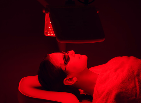 Losing Weight With Red Light Therapy