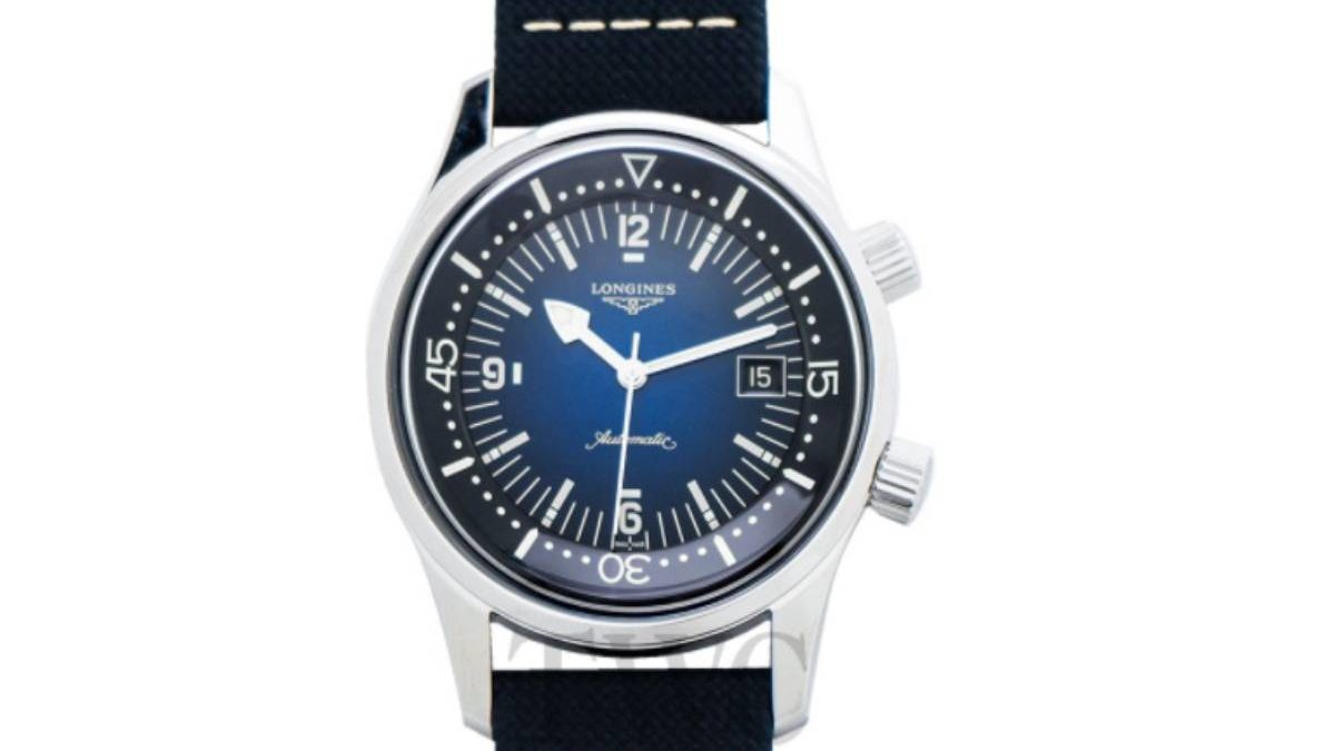 Four New Luxury Silver-tone Watches By Longines