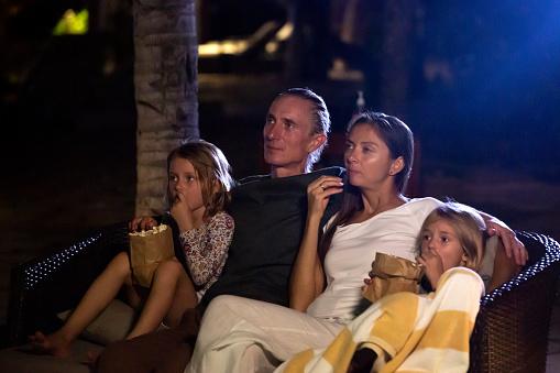 Getting Your Backyard Movie Night Ready
