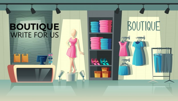 BOUTIQUE write for us