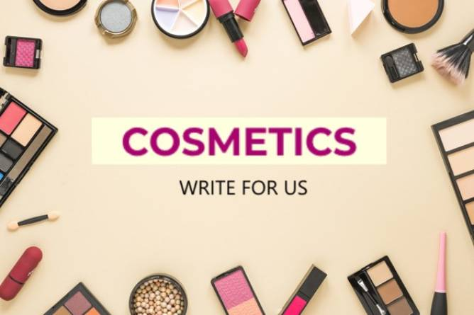 Cosmetics Write For Us