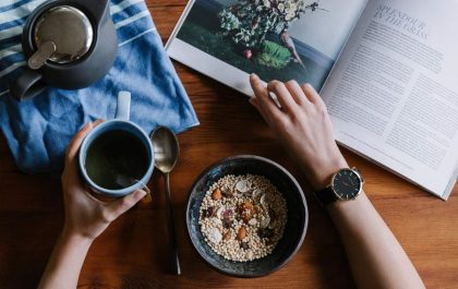 How to Get Healthy By Focusing on Nutrition