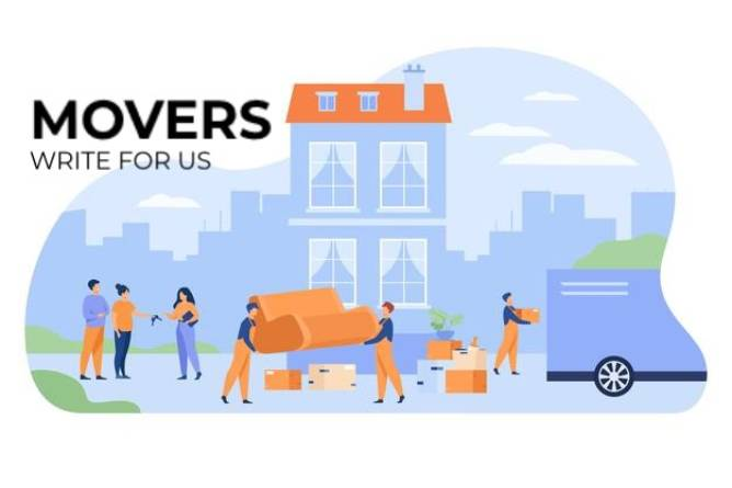 Movers write for us