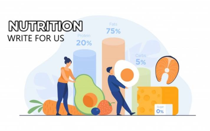Nutrition write for us