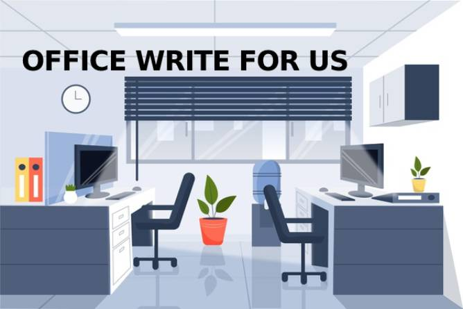 Office write for us