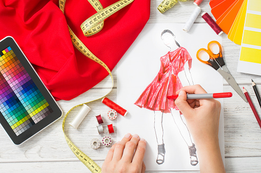 Qualities That are Required to Become Fashion Designer