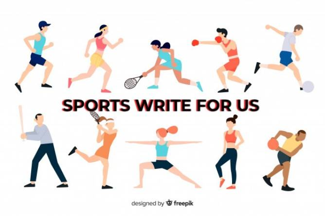 Sports Write For Us