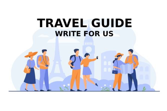travel guide write for us