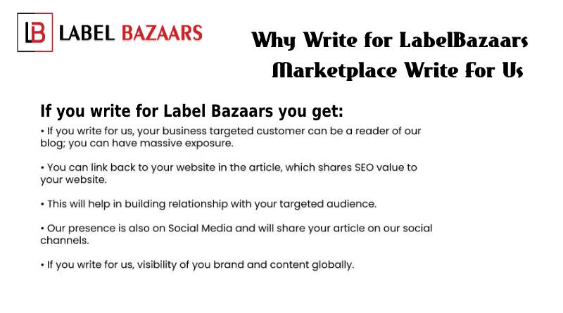 why write for Marketplace write for us
