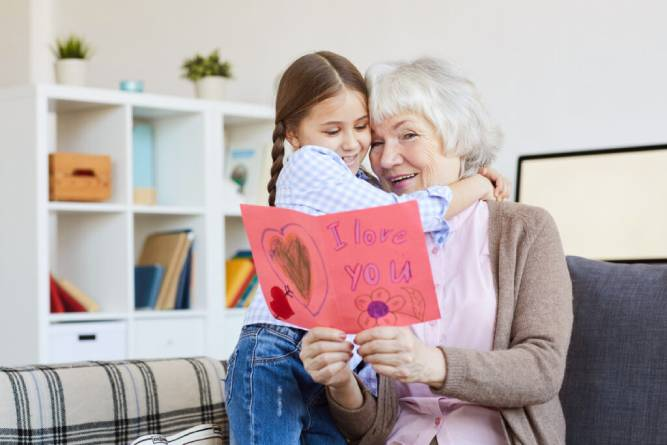 6 Ways to Make Your Grandma Feel Special on Her Birthday