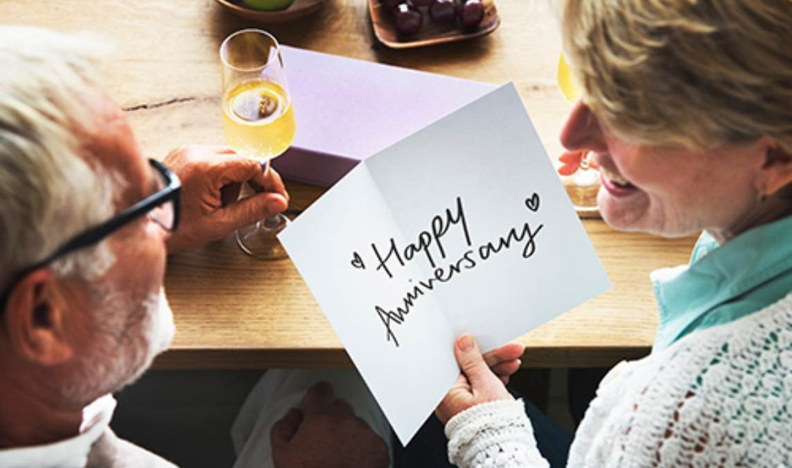 Wonderful Ways to Make Your Wedding Anniversary Special