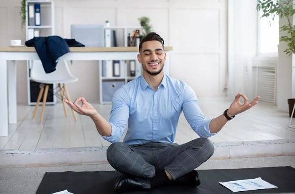 How To Combat Stress And Become A More Relaxed Person
